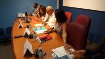 Signature de la convention du réseau d'accompagnement à la Mobilité Internationale de l'Espace Sud (AMIES).