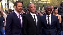 Vin Diesel et Michelle Rodriguez rendent hommage à Paul Walker