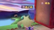 Spyro : Year of the Dragon - Jardins de Midi : Jardins de bambous [Partie 2]