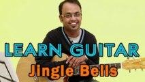 Jingle bells - Christmas Carol - Learn How To Play Jingle Bells On Guitar - Guitar Lesson
