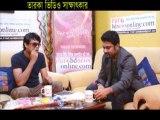 Interview of Bangladeshi singer Rupom with Shaifur Rahman Sagar by eurobdnewsonline.com