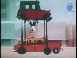 Popeye Taxi Turvy Part 1   Pocket Toons.