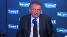 """François Bayrou : """"Les municipales, un enjeu local, pas national"""""""