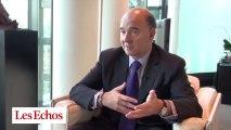 """Pierre Moscovici : """"Doubler nos flux commerciaux vers l'Afrique dans les 5 ans"""""""