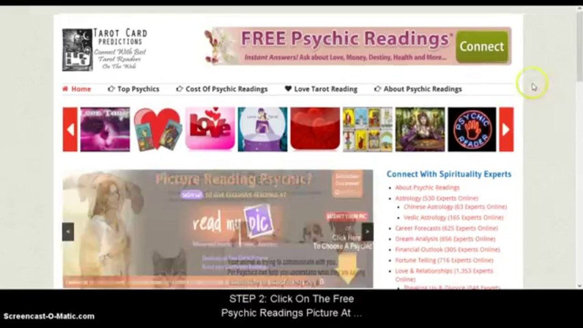 How To Get a Free Tarot Reading