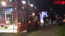 Exercice grandeur nature pour les pompiers