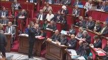 [ARCHIVE] Réforme des rythmes scolaires : réponse de Vincent Peillon au député Yves Jégo lors des questions au Gouvernement à l'Assemblée nationale, le 12 novembre 2013