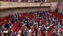 [ARCHIVE] Réforme des rythmes scolaires : réponse de Vincent Peillon au député Charles-Ange Ginesy lors des questions au Gouvernement à l'Assemblée nationale, le 13 novembre 2013