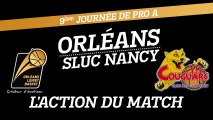 L'action du match - J09 - Orléans reçoit Nancy