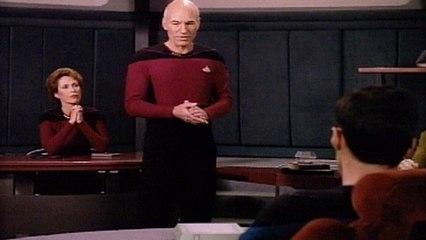 Star Trek: The Next Generation - Sentient Being
