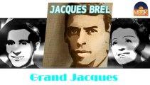 Jacques Brel - Grand Jacques (HD) Officiel Seniors Musik