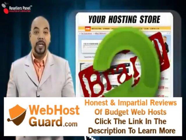 Resellers Hosting Websites