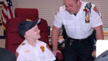 NJ Boy Who Died of Cancer Gets Police Funeral