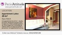 Appartement Studio à louer - Porte Maillot/Palais des Congrès, Paris - Ref. 8950