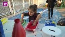 Téléthon 2013 : Lâcher de ballons et animations avec les enfants de Fayence (83)