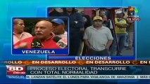 Proceso electoral venezolano está auditado en su totalidad