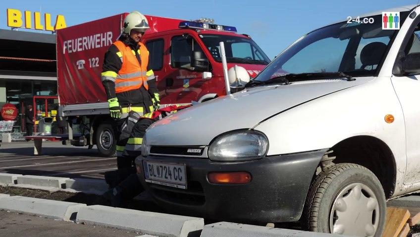Wöchentliche Feuerwehreinsätze bei BILLA
