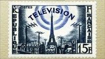 Histoires de timbres : Histoires de timbres - la télévision