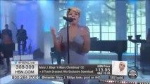 Mary J. Blige - HSN Christmas concert
