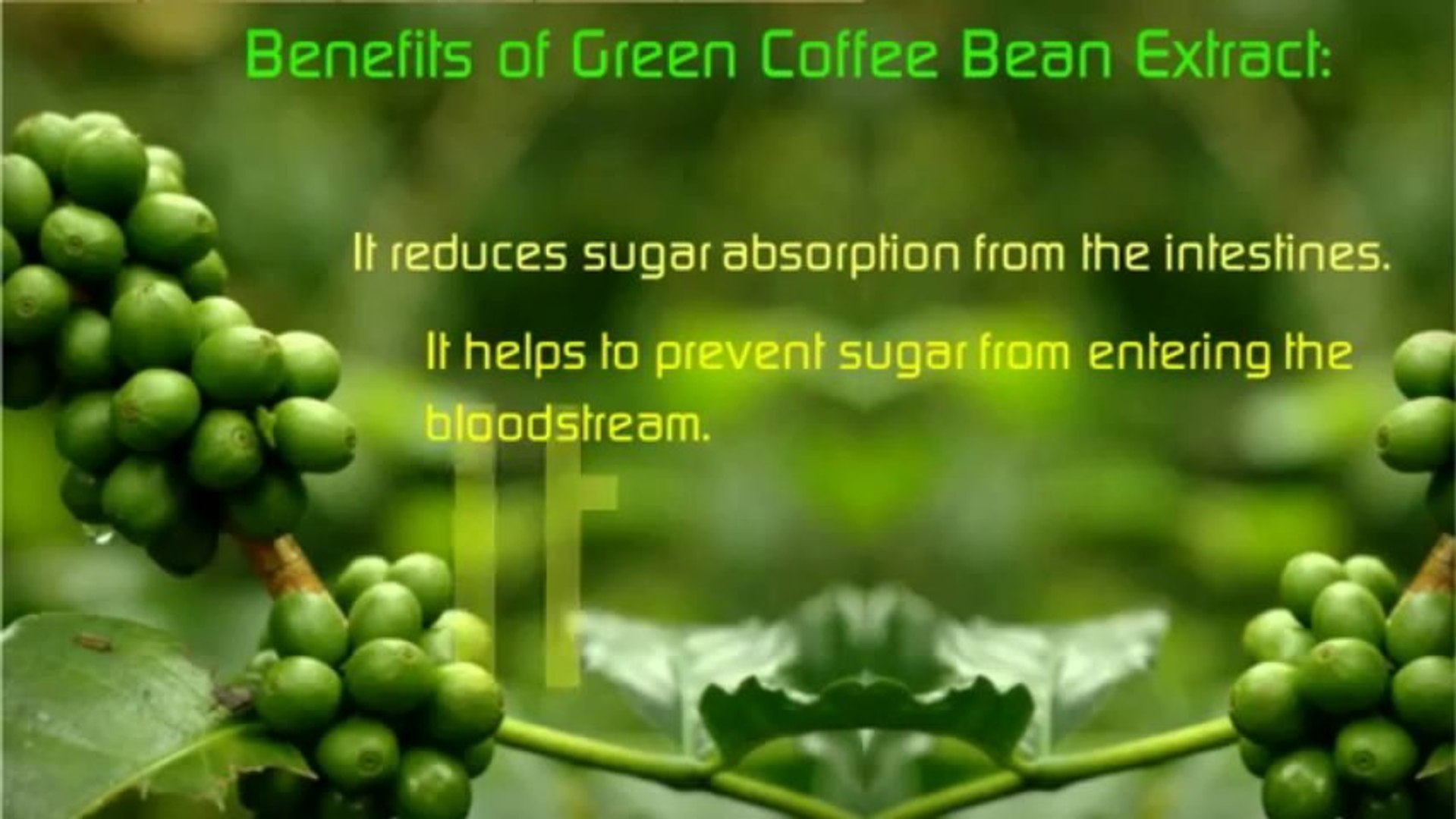 Benefits Of Green Coffee Bean Extract Video Dailymotion