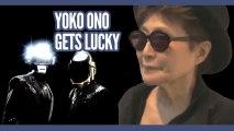 Yoko Ono Gets Lucky