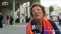 Rassemblement des familles spirituelles à Lourdes : Témoignage de Monique