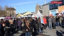 Saint-Brieuc. Rythmes scolaires : 220 manifestants dans les Côtes-d'Armor