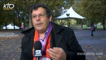 Rassemblement des familles spirituelles à Lourdes : Témoignage de Pascal