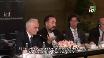 Mr. Adnan Oktar's speech in the Peace and Brotherhood Meeting held under the guidance of Mr. Adnan Oktar with the contribution of the members of the three Abrahamic religions and various politicians (May 9th, 2013; Hotel Sürmeli)