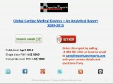 Global Cardiac Medical Devices – An Analytical Report 2009-2015