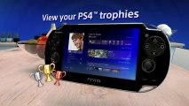 PS4 and PS Vita - Perfect Partners Trailer