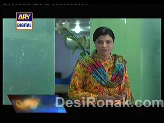 Sheher e Yaaran - Episode 37 - December 5, 2013 - Part 2