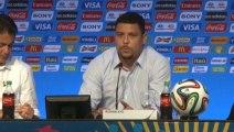 """Brasil 2014 - Ronaldo: """"Argentina y Brasil, principales amenazas de los europeos"""""""