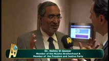 Dr. Helmy El Gazzar, Member of the Muslim Brotherhood & Member of the Freedom and Justice Party