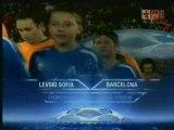 Résumé Levski Sofia - Barcelone