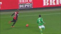 But Silvio ROMERO (33ème) - Stade Rennais FC - AS Saint-Etienne - (3-1) - 04/12/13 (SRFC - ASSE)