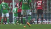 But Mevlut ERDING (90ème +3) - Stade Rennais FC - AS Saint-Etienne - (3-1) - 04/12/13 (SRFC - ASSE)