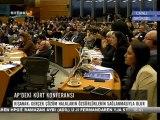 gültan kışanak 10.uluslararası kürt kanferansı bürüksel de gültan kışanak konuştu