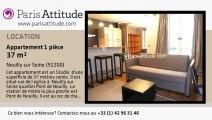 Appartement Studio à louer - Neuilly sur Seine, Neuilly sur Seine - Ref. 3488