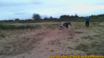 Bmx Accident:Dirt Jump Fail