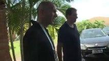 Brésil: les légendes du foot attendent le tirage au sort du Mondial