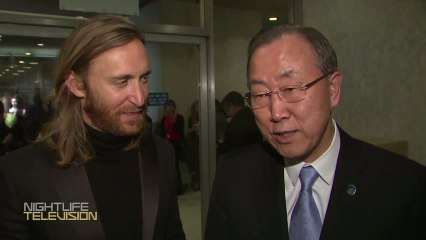 David Guetta & United Nations join to launch One Voice Music Video