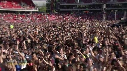 Superstar DJs David Guetta, Calvin Harris, & Armin Van Buuren raise Awareness in Sydney