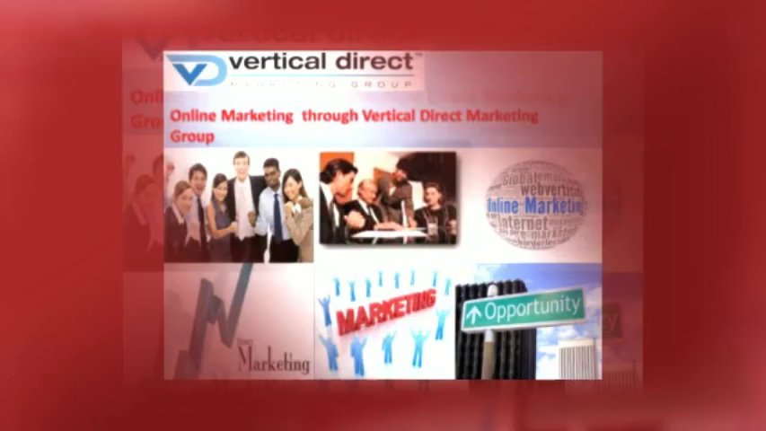 Online Marketing  through Vertical Direct Marketing Group