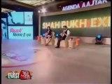 Shahrukh Khan Praising Hina Rabbani Khar's Beauty