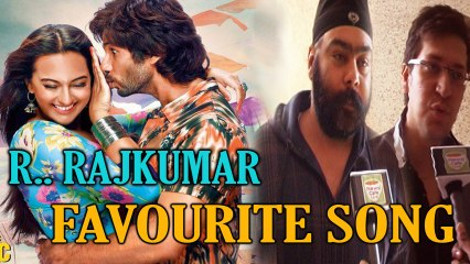 R Rajkumar -  Shahid Kapoor  Favourite Song Public Review