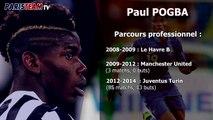 Présentation de Paul POGBA