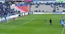 Gol de Verdu al Lleida Esportiu (0-1)