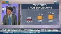 Françoise Rochette VS Thibault Prébay: Il faut augmenter le capital des banques, dans Intégrale Placements – 06/12 2/2