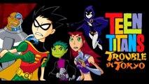 Provino Sindaco - Teen Titans Trouble in Tokyo